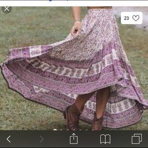 Gypsy Love Castaway Skirt XL